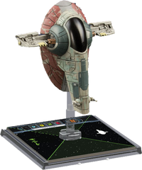 Star Wars - X-Wing Miniatures Game Slave 1 Boba Fett Expansion Pack