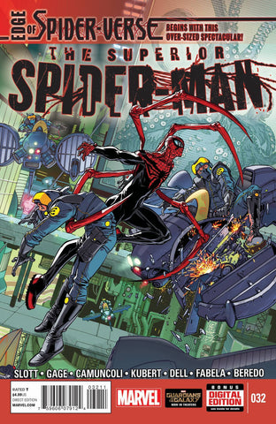 Superior Spider-Man - Comic Issue #32
