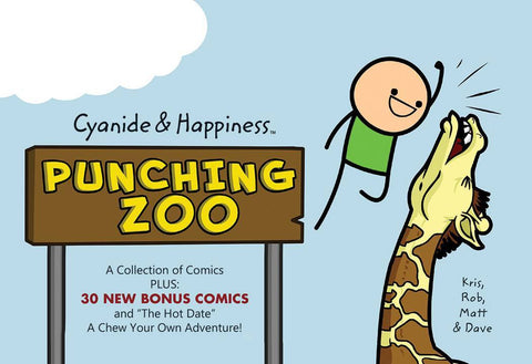 Cyanide & Happiness - Punching Zoo Comic TP