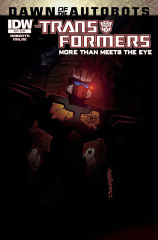 Transformers - More Than Meets The Eye Comic Issue #33
