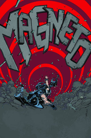 Magneto - Comic Issue #8