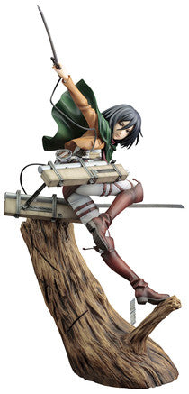Attack on Titan - 1/8 Scale Mikasa Ackerman ArtFXJ Statue