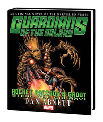 Guardians of the Galaxy - Rocket Raccoon and Groot Steal the Galaxy