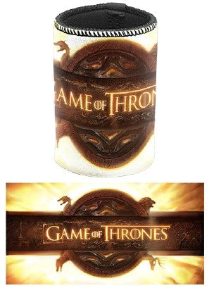 Game Of Thrones - Logo Can Cooler