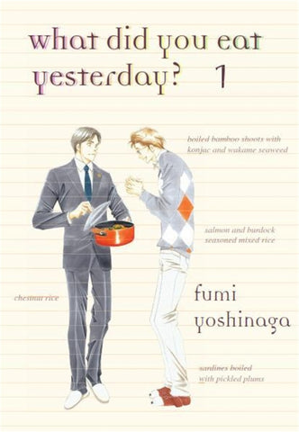 What Did You Eat Yesterday? - Manga Vol 001