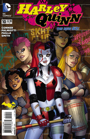 Harley Quinn - Issue #10