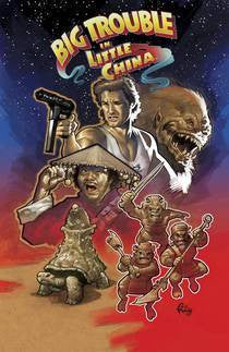 Big Trouble In Little China - Issue #2