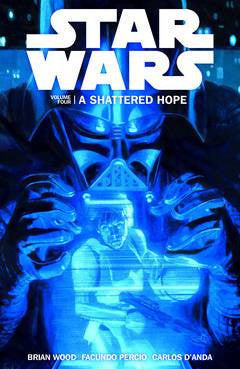 Star Wars - Vol 004 A Shattered Hope TP
