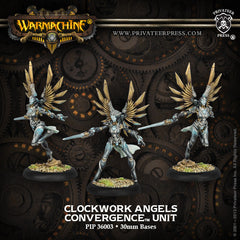 Warmachine - Convergence of Crysis: Clockwork Angels Unit