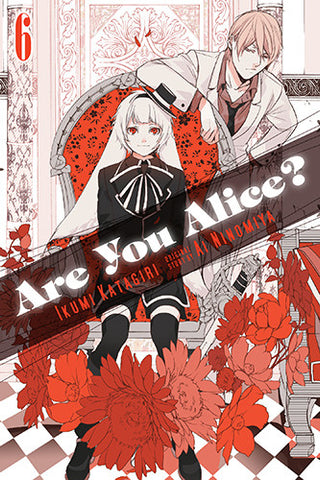 Are you Alice? - Manga Vol 006