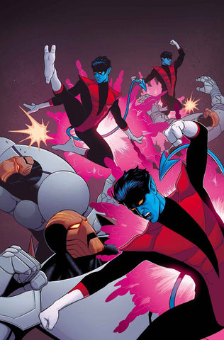 Nightcrawler - Issue #4