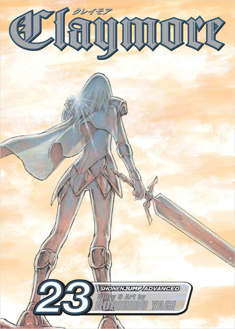 Claymore - Manga Volume 023