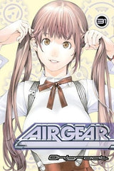 Air Gear - Manga VOL 31 GN
