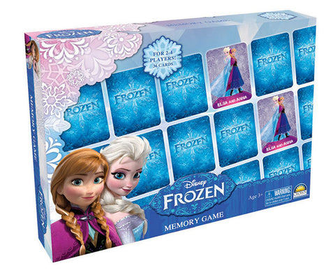 Frozen - Memory Game