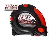 Army Painter - Tape Measure (3m, inches & cm) Range Finder
