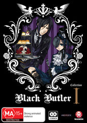 Black Butler - Anime Season 1 Collection 1 DVD [REGION 4]