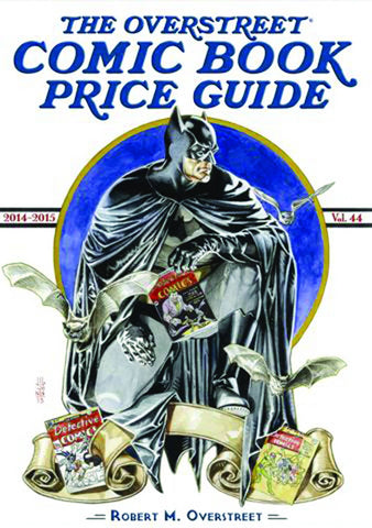 Overstreet Comic Book Price Guide - 44th Edition TP