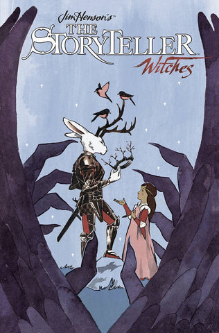 Jim Henson - Storyteller Witches #1