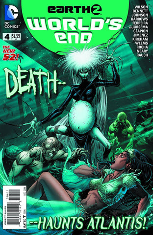 Eath 2 - Worlds End Issue #4