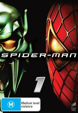 Spider-man DVD [REGION 4]