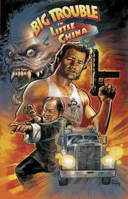 Big Trouble in Little China - Issue #1