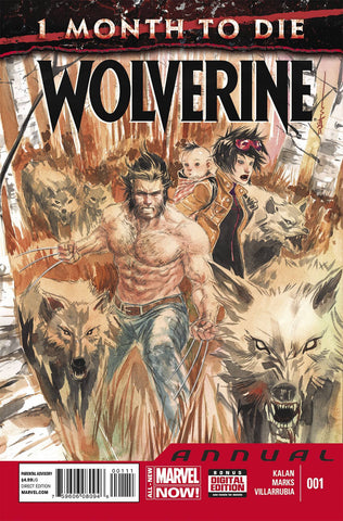 Wolverine - Annual Comic Issue #01