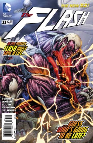 Flash - N52 Issue #33