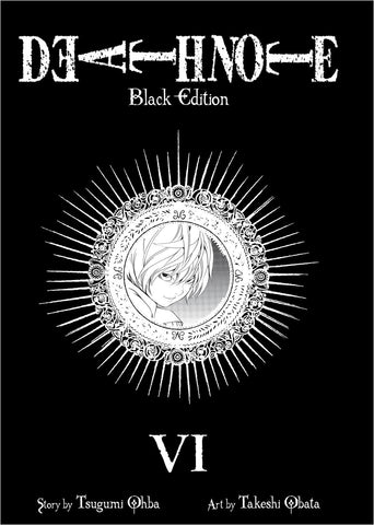 Death Note - Manga Black Edition Vol 006