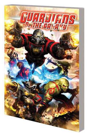 Guardians of the Galaxy - Complete Collection VOL 1 TP