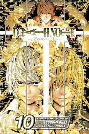 Death Note - Manga Vol 010