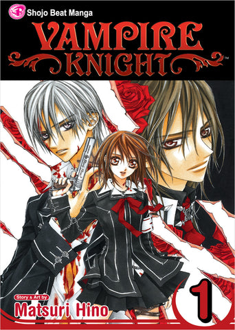 Vampire Knight - Manga Volume 001