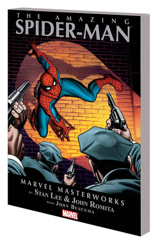 Amazing Spider-Man, The - Marvel Masterworks VOL 8 TP