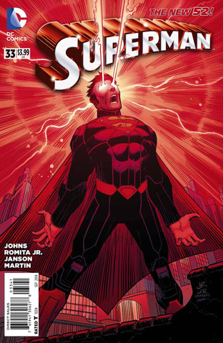 Superman - N52 Issue #33