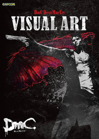 Devil May Cry - DMC Visual Art Book TP