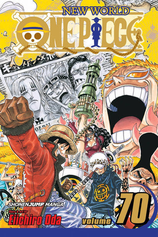 One Piece - Manga Vol 070