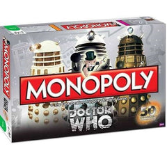 Doctor Who - Monopoly Game