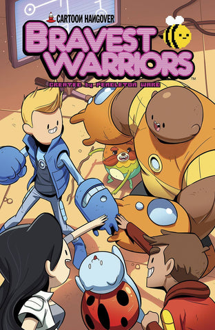 Bravest Warriors - Volume 3 TP