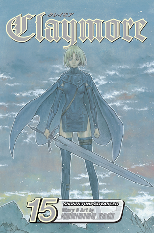 Claymore - Manga Volume 015