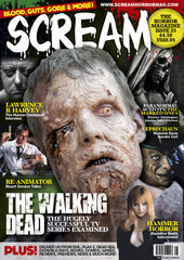 SCREAM MAGAZINE #25