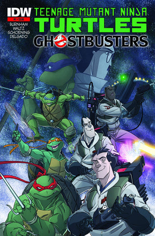 TMNT Ghostbusters - Issue #1 (of 4)