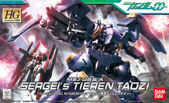 Mobile Suit Gundam - 1/144 HG Sergei's Tieren Taozi Model kit