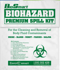 Bio-hazard Spill Kit