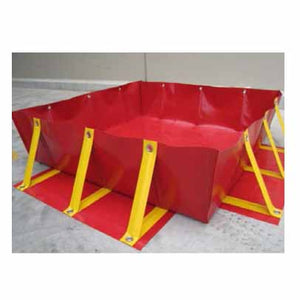 Collapsible Bund 300 x 3600 x 3600mm H