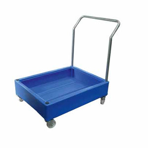 Poly Bunded Trolley