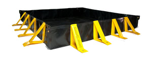 Collapsible Bund 300 x 1900 x 1900mm H