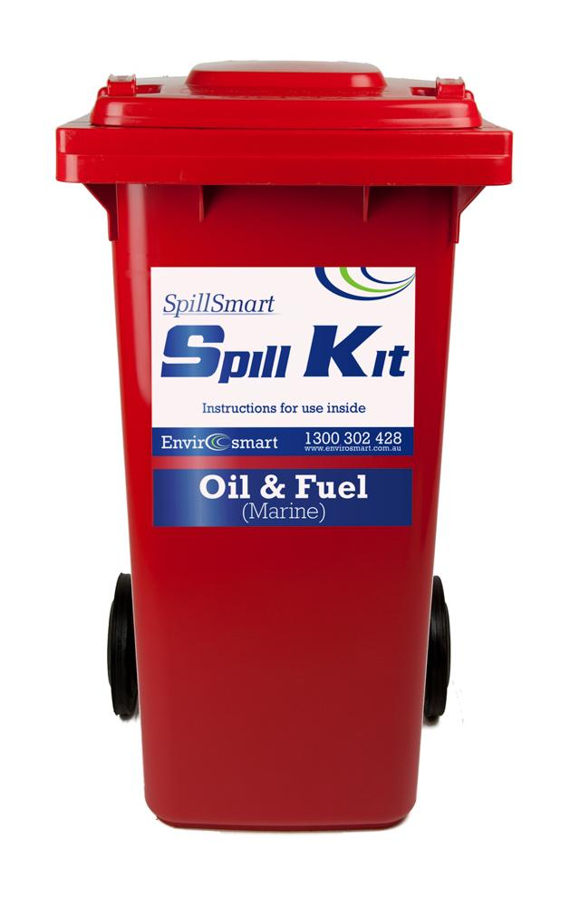 Oil & Fuel (Marine) Spill Kits
