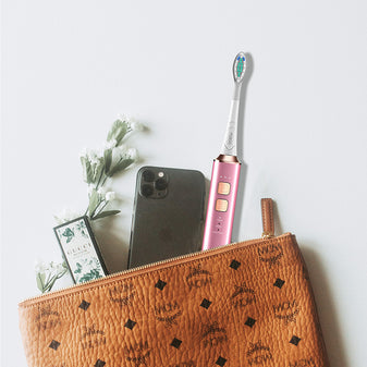 FOSOO Instagram LUX rechargeable toothbrush mint