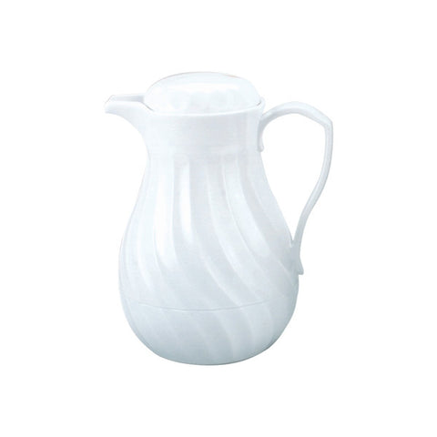 "Insulated jug 600ml white ""Connoisserve"""