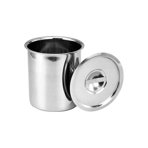 Cover for 1.0 ltr cannister Stainless Steel