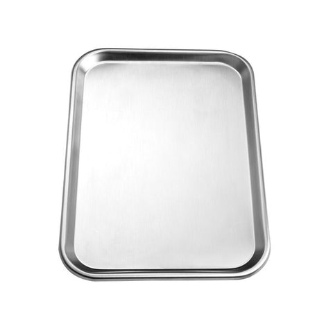 Tray - Rectangular Stainless Steel -  300x230mm